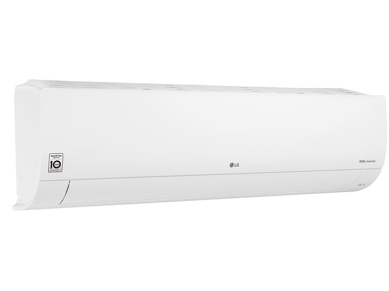 Foto 5 - Ar-condicionado Split LG 12.000 BTUs Frio - Dual Inverter S4-Q12JA3WF