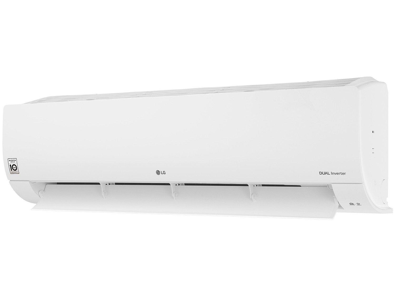 Foto 6 - Ar-condicionado Split LG 12.000 BTUs Frio - Dual Inverter S4-Q12JA3WF
