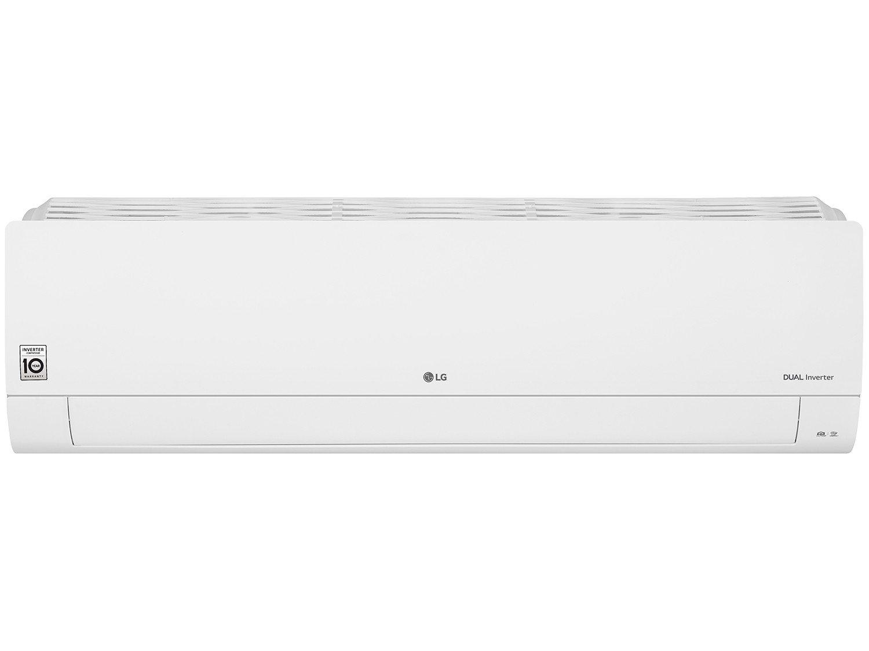 Foto 7 - Ar-condicionado Split LG 12.000 BTUs Frio - Dual Inverter S4-Q12JA3WF