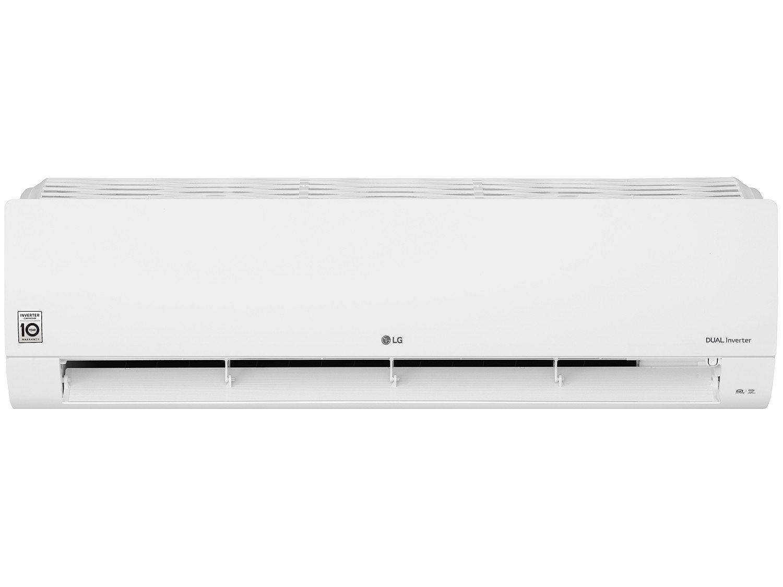 Foto 8 - Ar-condicionado Split LG 12.000 BTUs Frio - Dual Inverter S4-Q12JA3WF