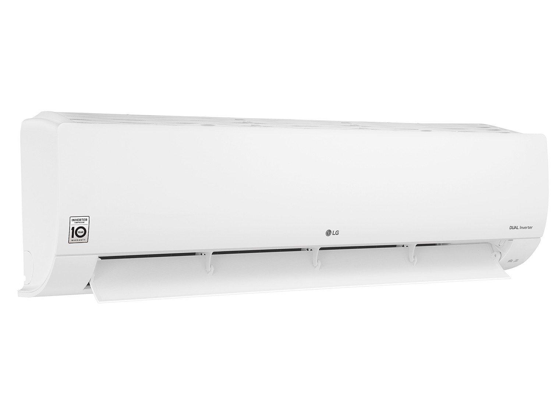 Foto 9 - Ar-condicionado Split LG 12.000 BTUs Frio - Dual Inverter S4-Q12JA3WF