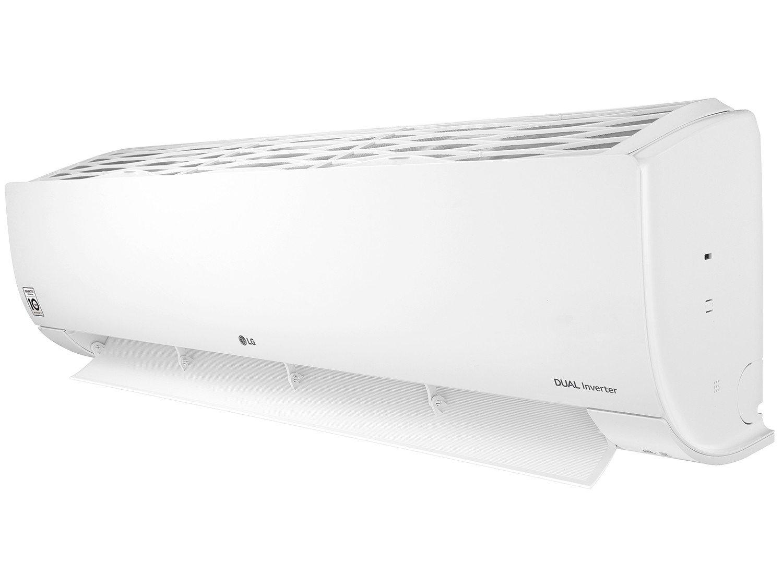 Foto 10 - Ar-condicionado Split LG 12.000 BTUs Frio - Dual Inverter S4-Q12JA3WF