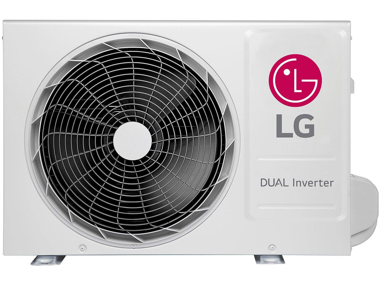 Foto 12 - Ar-condicionado Split LG 12.000 BTUs Frio - Dual Inverter S4-Q12JA3WF