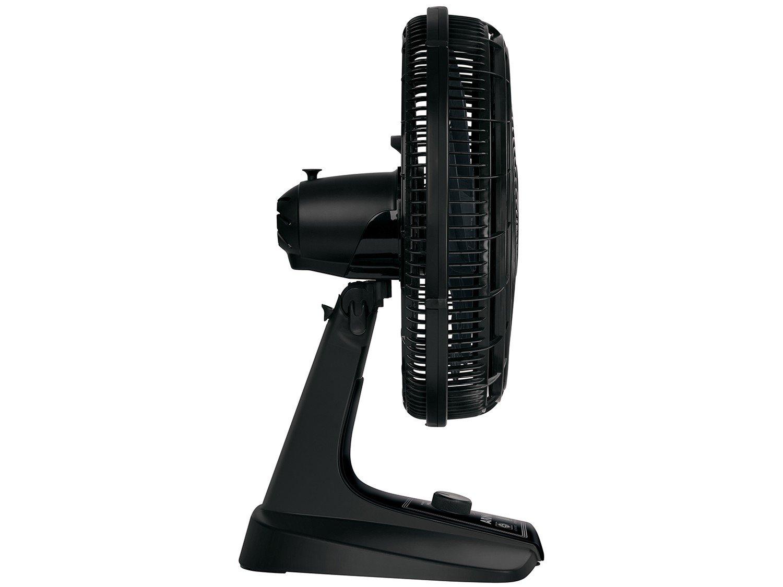 Ventilador de Mesa Arno Ultra Silence Force VU40 com 3 Velocidades - Preto - 110v - 8