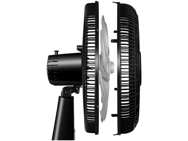Ventilador de Coluna Mondial Black Premium com 3 Velocidades - Preto - 110v - 8