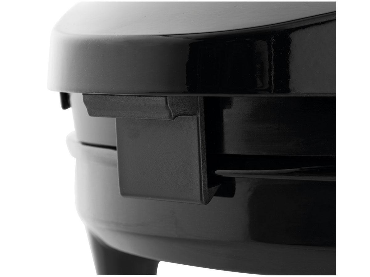 Máquina de Cupcake Britânia Cupcake Maker 3 para 7 Cupcakes - Preta - 220v - 8