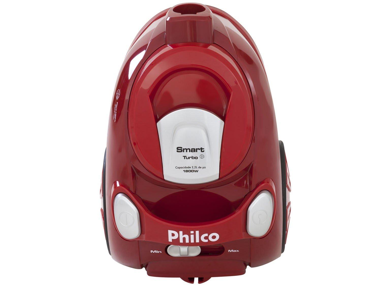 Aspirador de Pó Philco 1800W com Filtro Hepa - Smart Turbo - 110 V - 3