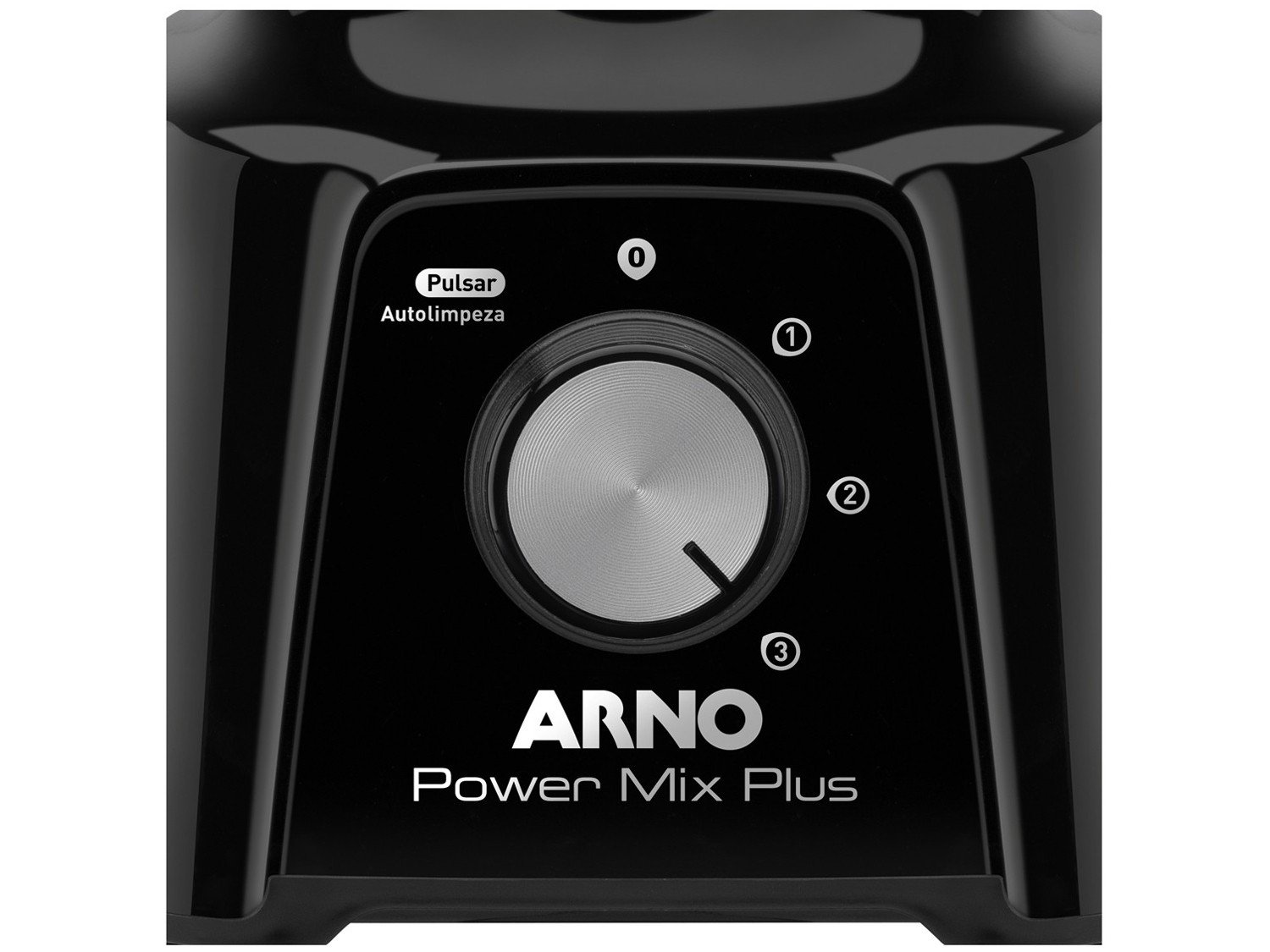 Liquidificador Arno Power Mix Plus LQ20 com 3 Velocidades 550W – Preto - 110V - 16