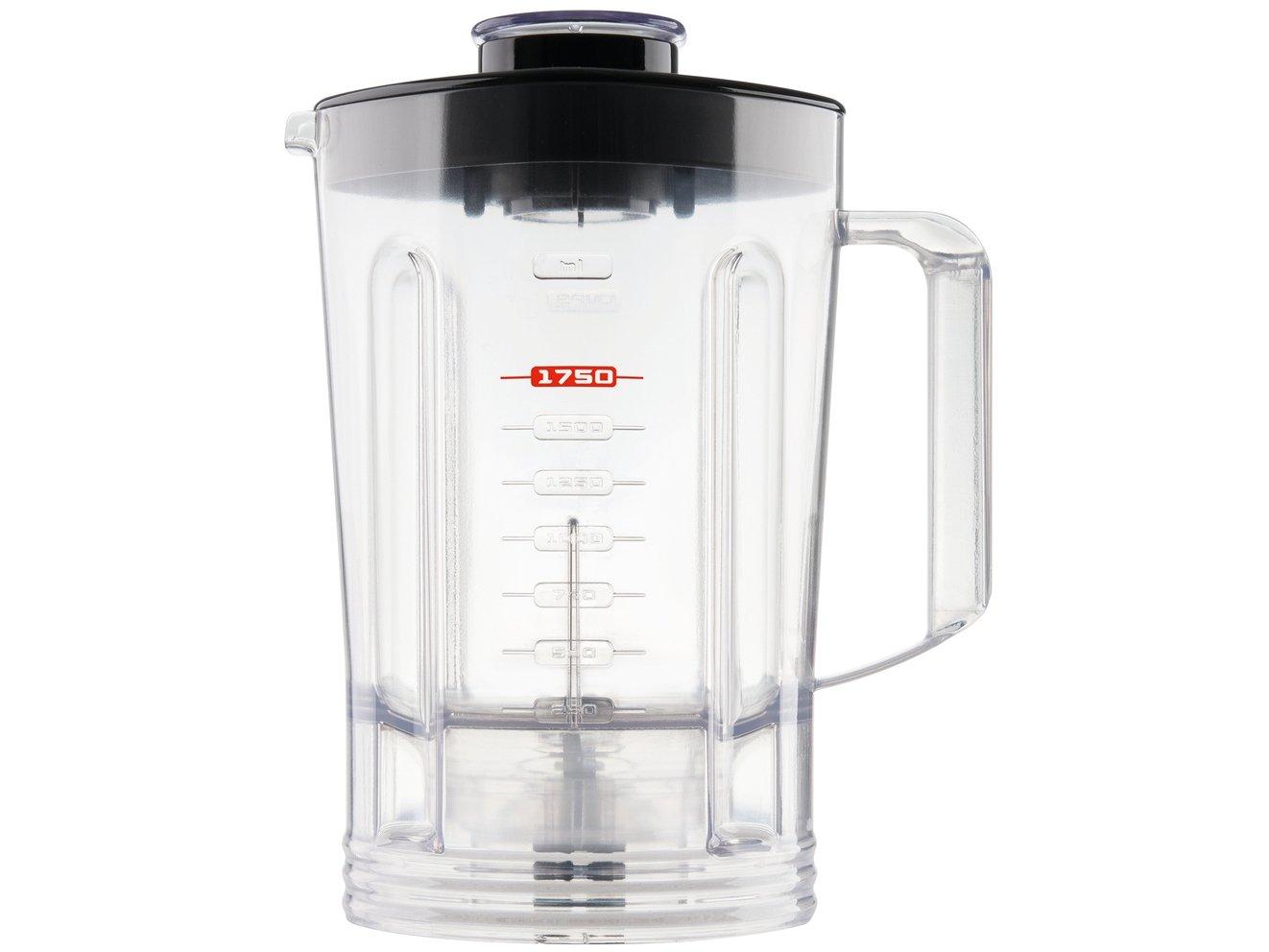 Liquidificador Arno Power Max LN55 15 Velocidades 1000W – Preto - 110V - 12