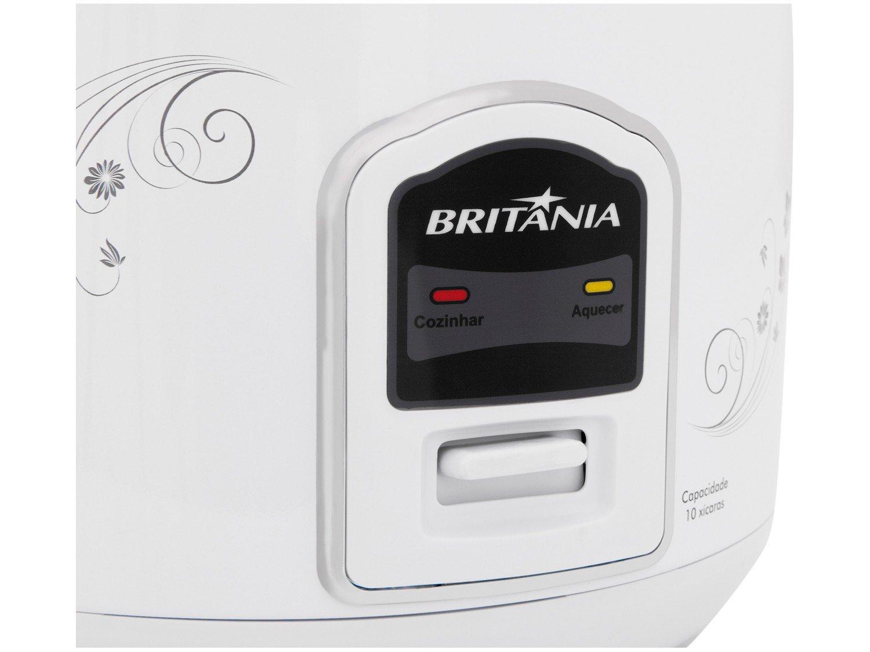 Panela Elétrica Britânia PA10 Prime 700W – Branca - 110V - 12