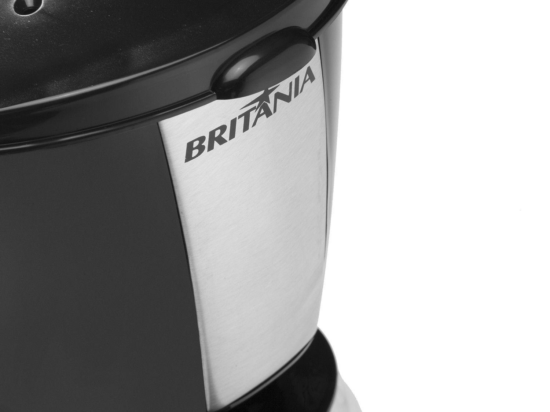 Foto 12 - Cafeteira Elétrica Britânia CP15 Xícaras - Preto e Inox
