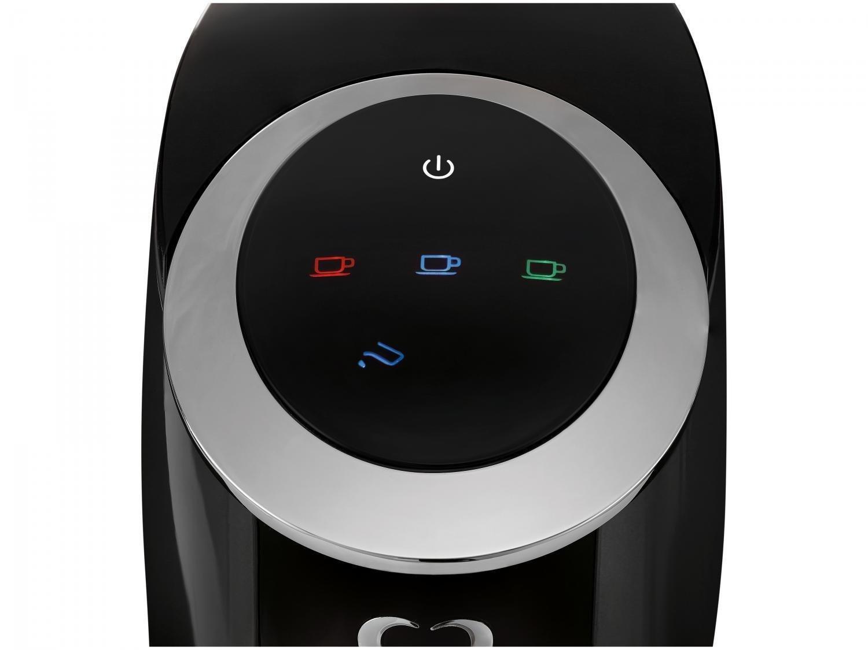 Cafeteira Espresso TRES Touch Preta 3 Corações -  - 110 V - 1