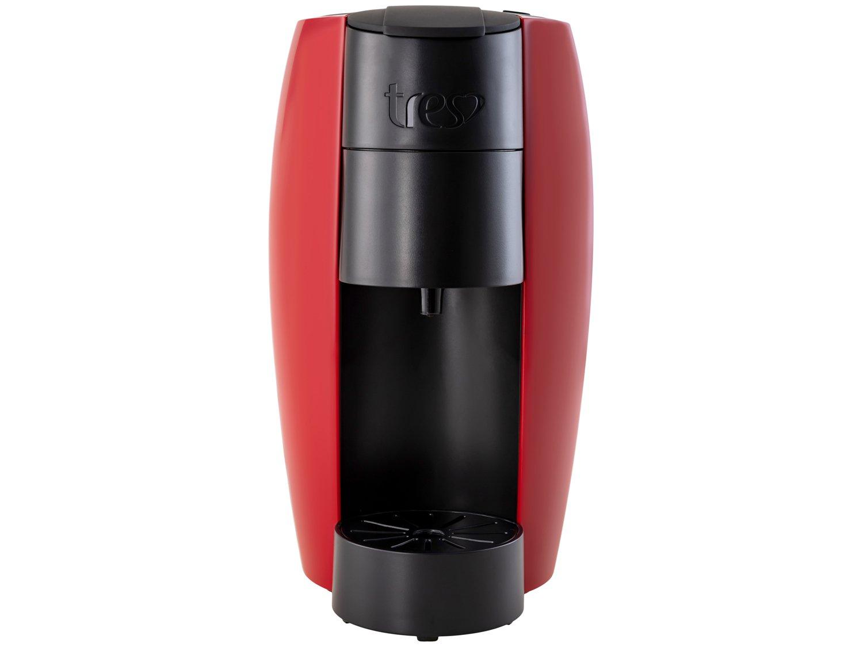 Cafeteira Espresso TRES 3 Corações Lov - 15 Bar Vermelho - 110 V - 3