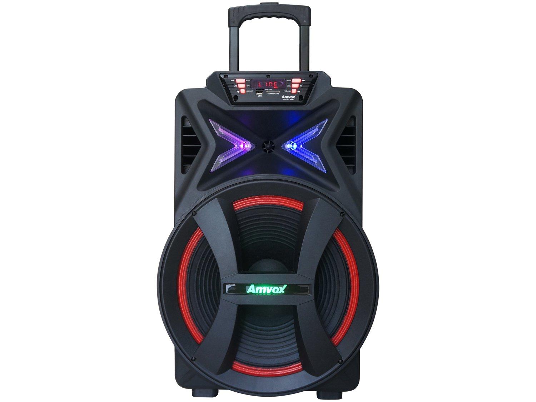 Caixa de Som Amvox Aca 700 Pancadão Bluetooth - Amplificada 700W USB com Tweeter - Bivolt - 3