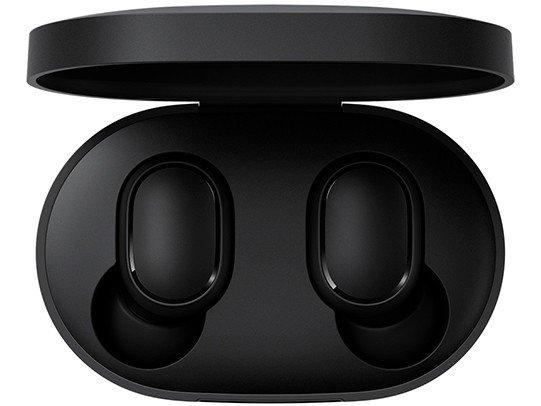 Fone de Ouvido Bluetooth Xiaomi Mi True Wireless Earbuds Basic 2 - Preto - 1