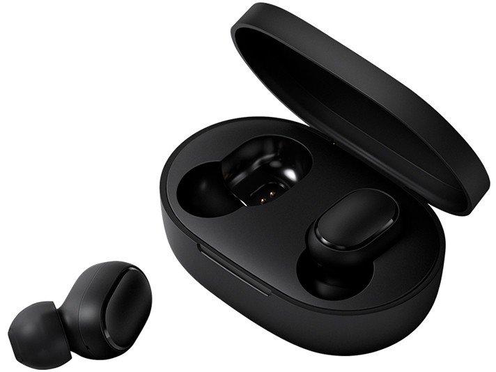 Fone de Ouvido Bluetooth Xiaomi Mi True Wireless Earbuds Basic 2 - Preto - 5