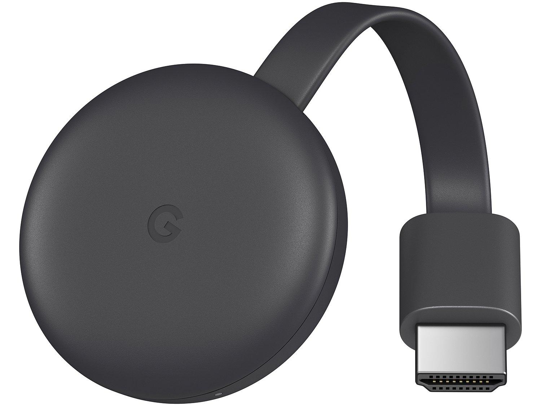 Google Chromecast 3 Streaming - Preto - 3