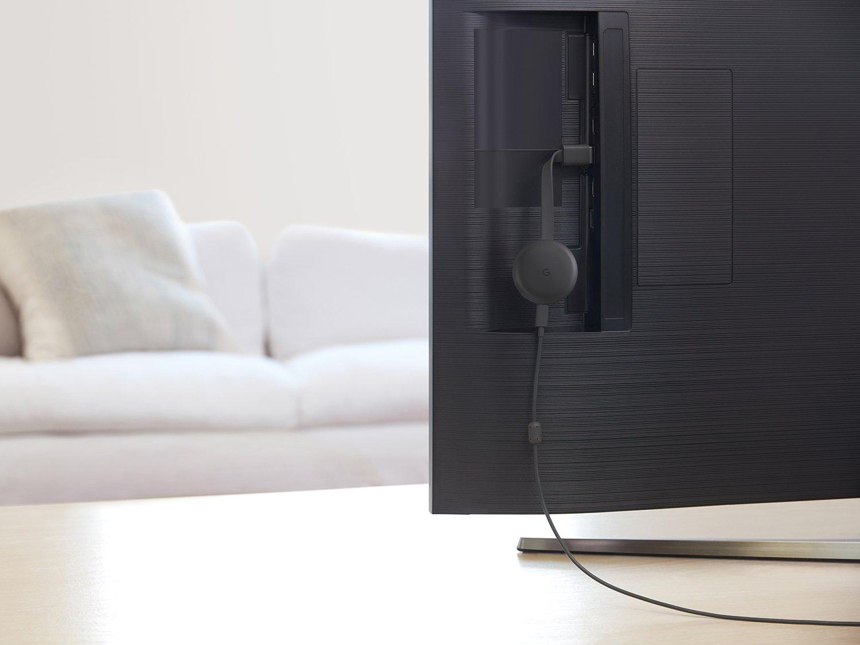 Google Chromecast 3 Streaming - Preto - 6