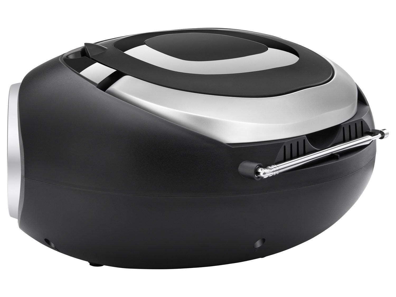 Rádio Portátil Mondial Boom Box NBX-13 Entrada USB Auxiliar Rádio FM – 6W - 7