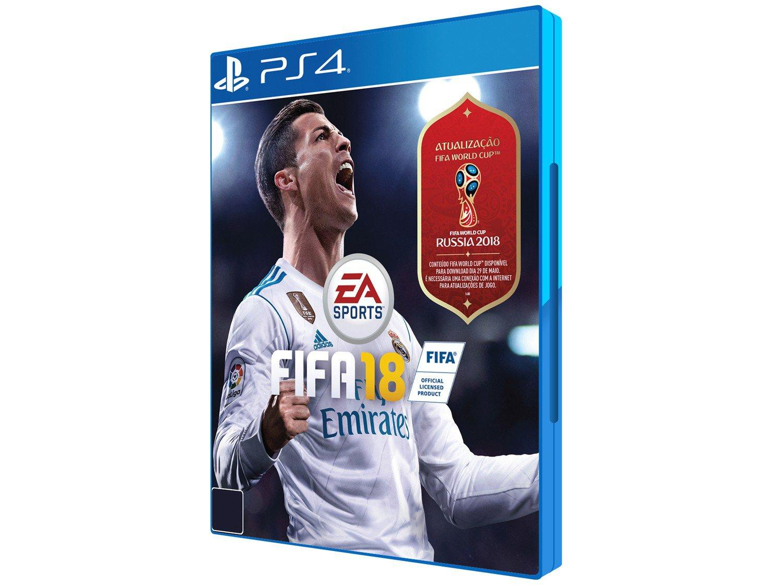 Foto 1 - FIFA 18 para PS4 - EA