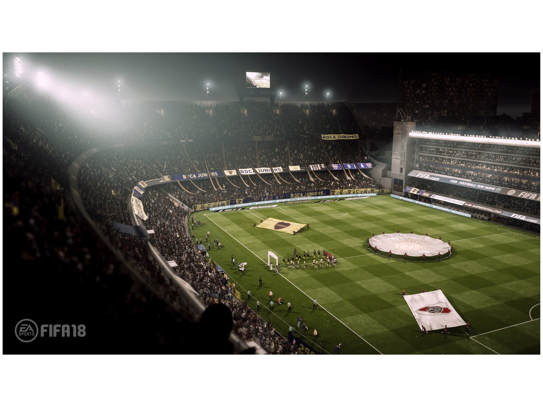 Foto 4 - FIFA 18 para PS4 - EA
