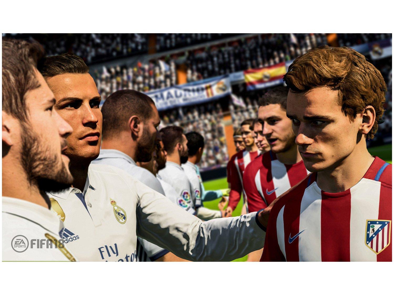 Foto 5 - FIFA 18 para PS4 - EA