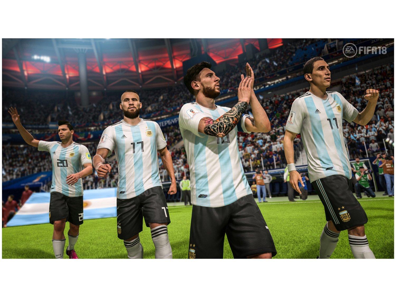 Foto 8 - FIFA 18 para PS4 - EA