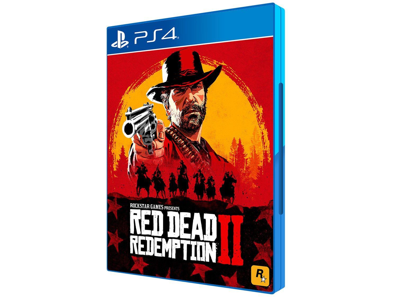Red Dead Redemption II para PS4 - Rockstar Games