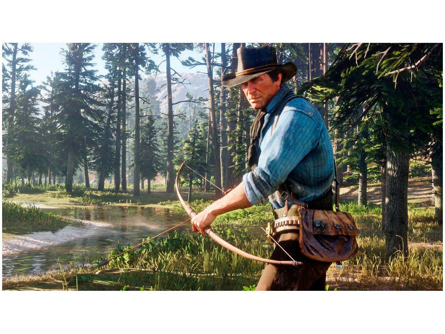 Red Dead Redemption II para PS4 - Rockstar Games - 4