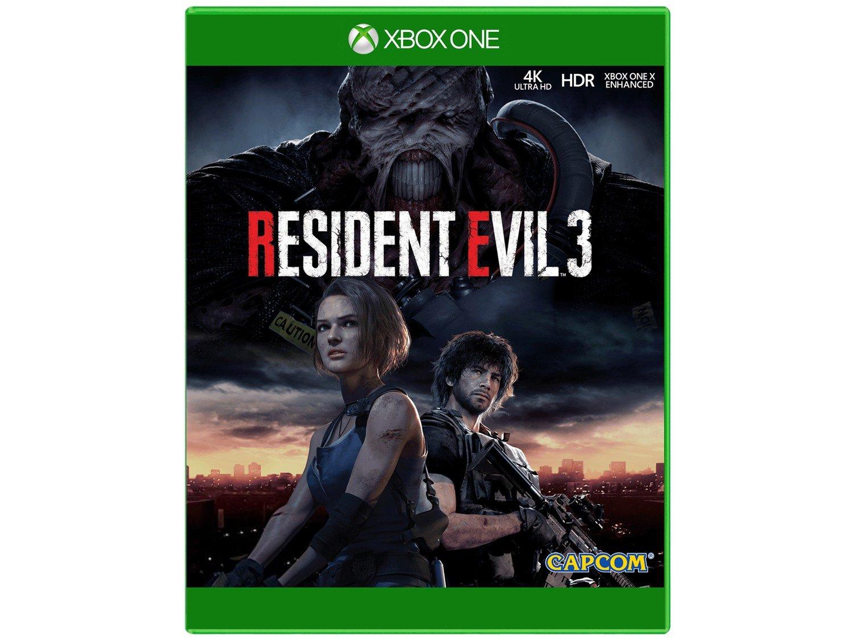 Jogo Resident Evil 3 - Xbox One - 3
