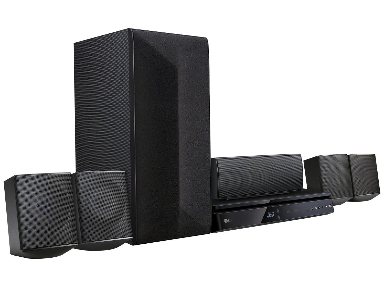 Foto 2 - Home Theater LG Wireless Bluetooth - 1000W HDMI LHB625M