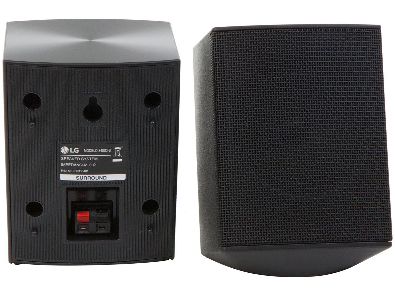 Foto 6 - Home Theater LG Wireless Bluetooth - 1000W HDMI LHB625M