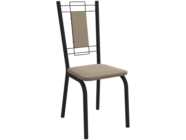 Foto 7 - Mesa de Jantar com 6 Cadeiras Retangular - Móveis Carraro Karina