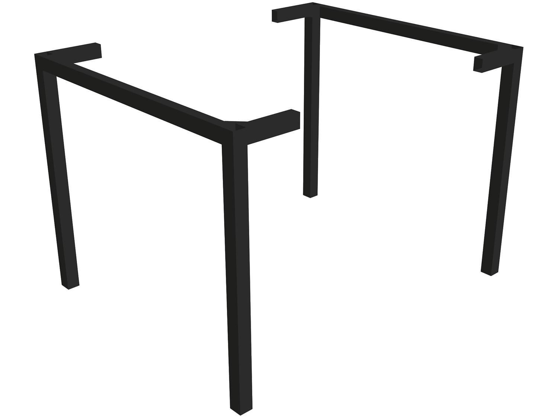 Foto 8 - Mesa de Jantar com 6 Cadeiras Retangular - Móveis Carraro Karina