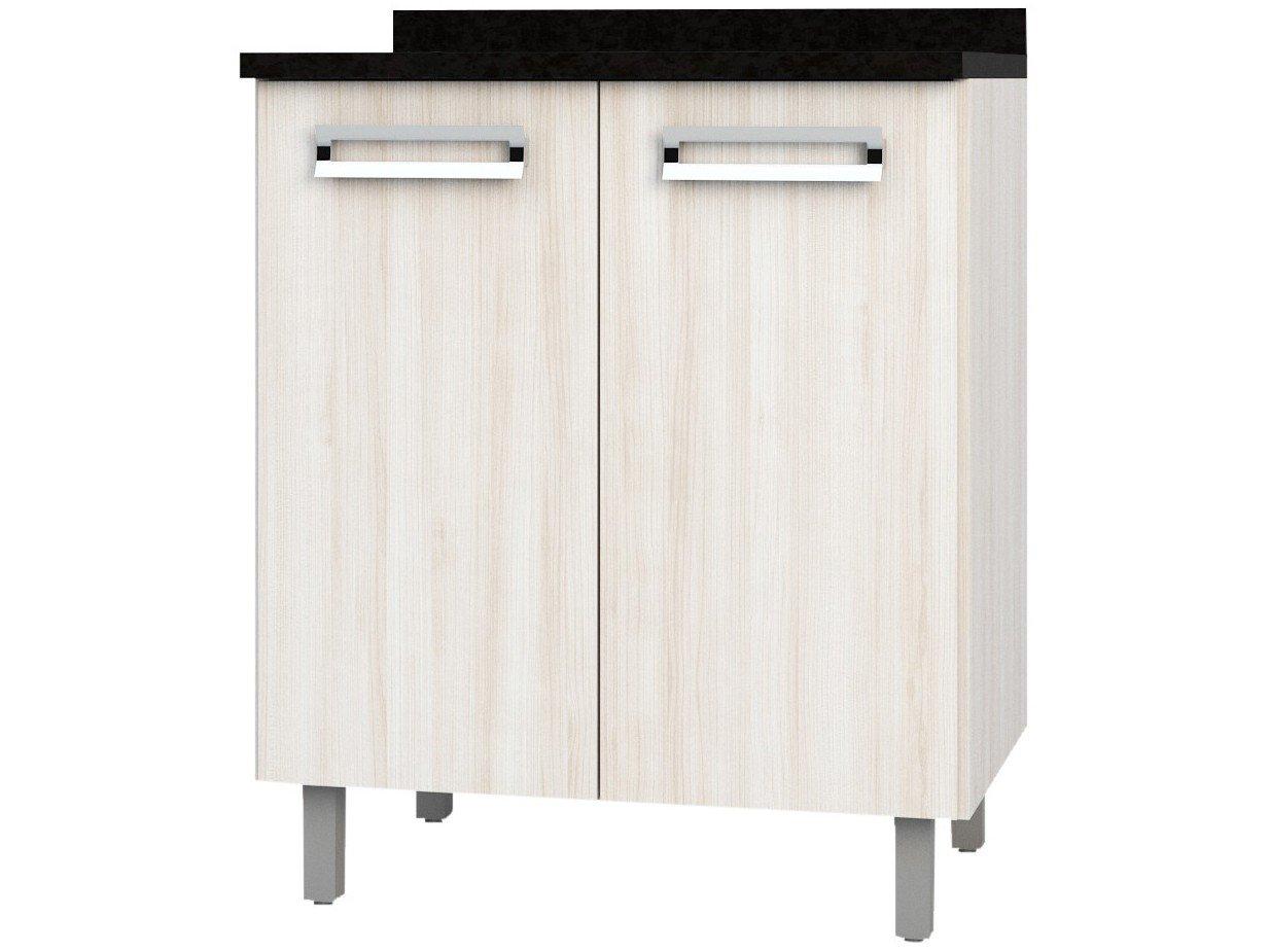 Foto 1 - Balcão de Cozinha Poliman Móveis 2 Portas Luiza - D31000