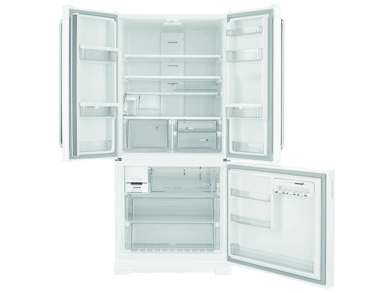 Refrigerador Brastemp Side Inverse BRO80AB Branco - 540L - 110v - 8