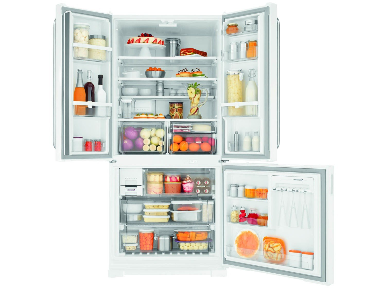 Refrigerador Brastemp Side Inverse BRO80AB Branco - 540L - 110v - 12