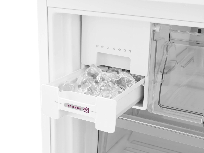 Refrigerador Brastemp Side Inverse BRO80AB Branco - 540L - 110v - 16