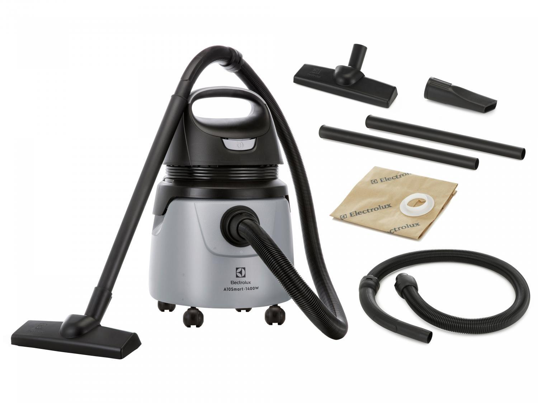 Aspirador de Água e Pó Electrolux A10N1 1200W - Cinza/Preto - 110v