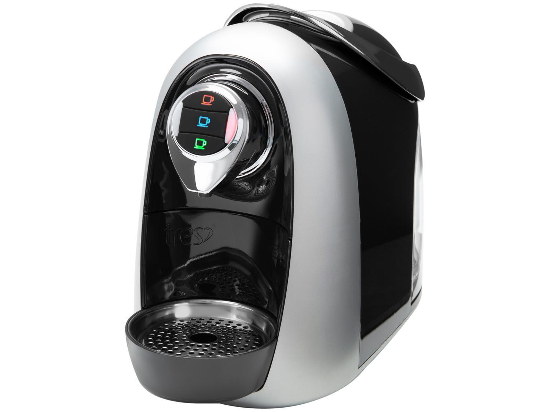 Máquina de Café Expresso Multibebidas TRES Modo S04 – Preto - 110V