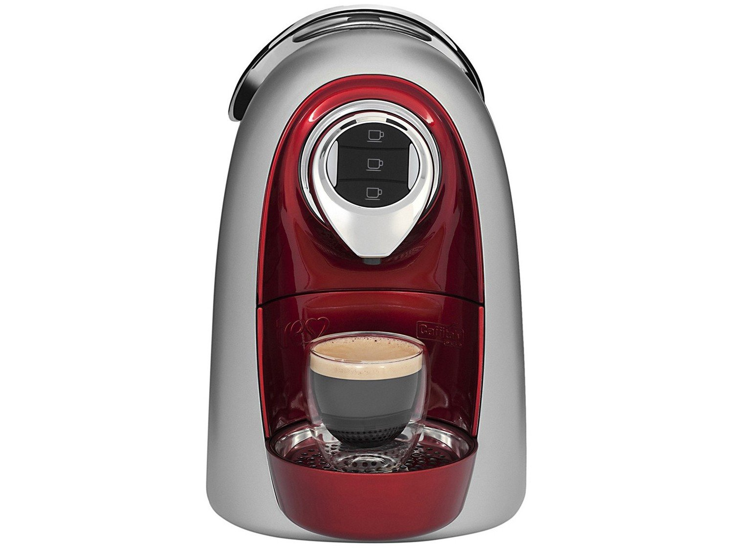 Máquina de Café Expresso Multibebidas TRES Modo S04 – Vermelho - 110V - 6