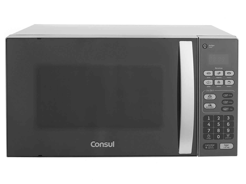 Forno de Micro-ondas Consul CM020BF com Menu Uso Fácil - 20 L - 110v