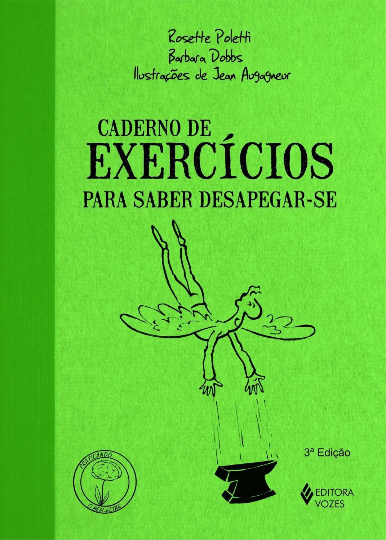 Foto 1 - Caderno de exercícios para saber desapegar-se -