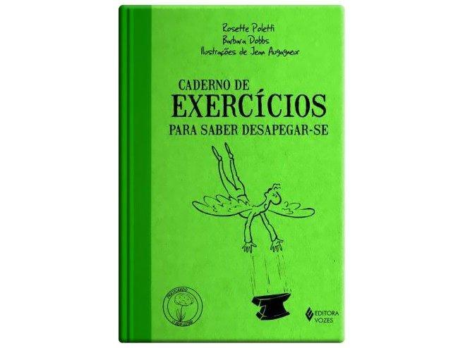 Foto 2 - Caderno de exercícios para saber desapegar-se -