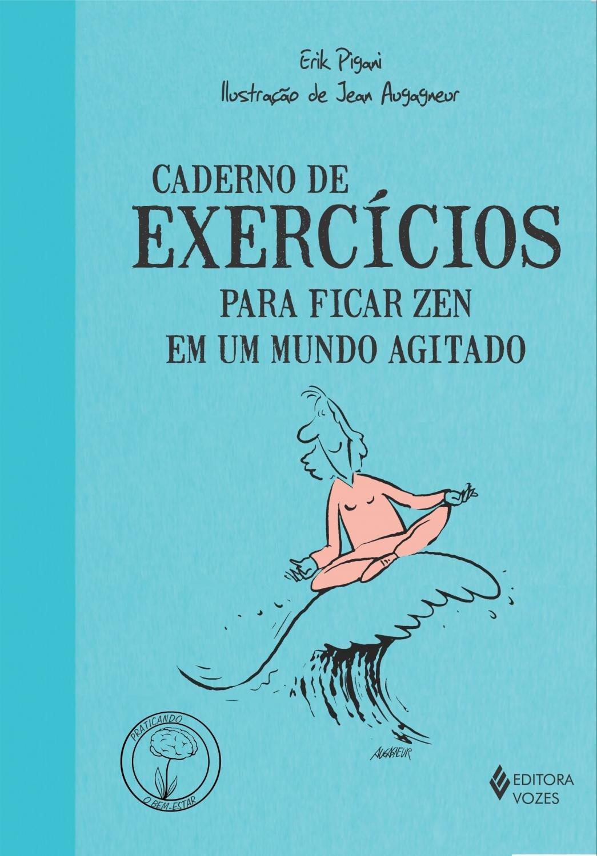 Foto 1 - Caderno de exercícios para ficar zen em um mundo a -