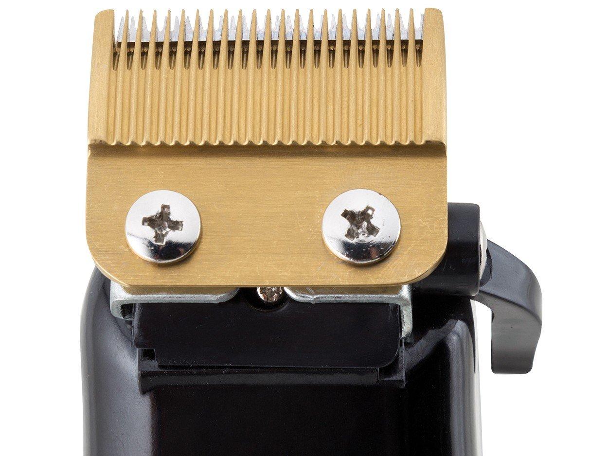 Máquina de Cortar Cabelo Philco Dual Action 2 4 pentes Preta/Prata - 220V - 6