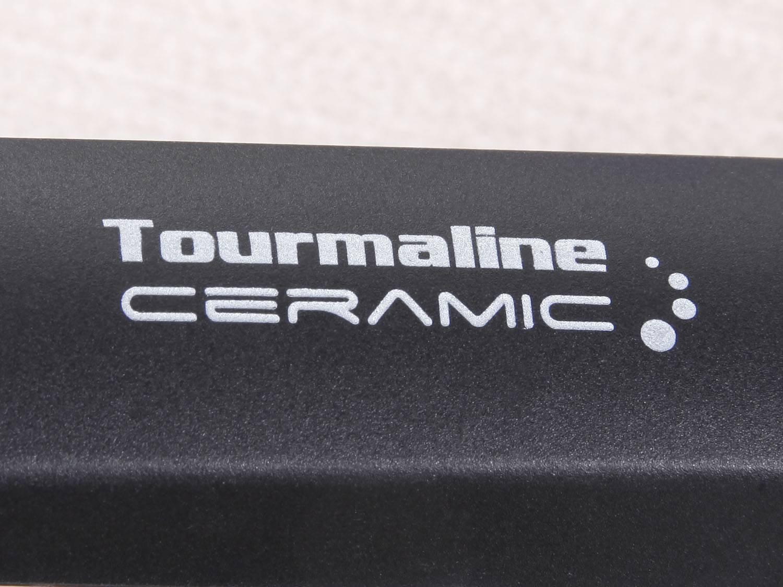 Chapinha | Prancha Mondial Tourmaline P-15 Cerâmica 200°C com Cabo Giratório Preta - Bivolt - 5