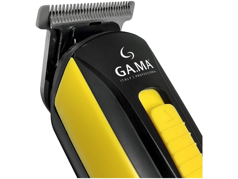 Aparador de Pelos Gama Italy GCX623 Sport 4 em 1 - 1 Velocidade com Acessórios - Bivolt - 4