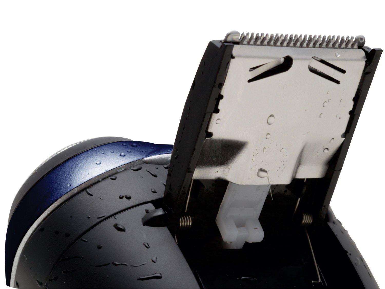 Barbeador Elétrico Philco Aqua Bue Seco e Molhado - 1 Velocidade - Bivolt - 8