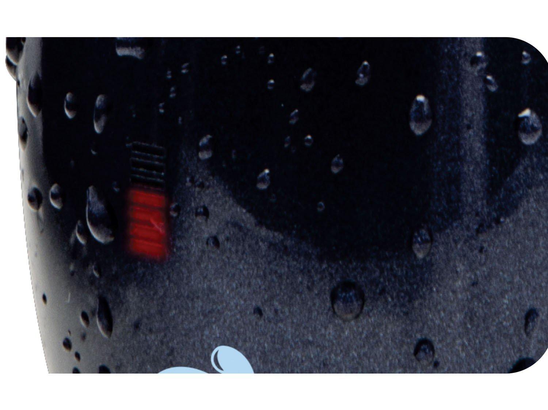 Barbeador Elétrico Philco Aqua Bue Seco e Molhado - 1 Velocidade - Bivolt - 12